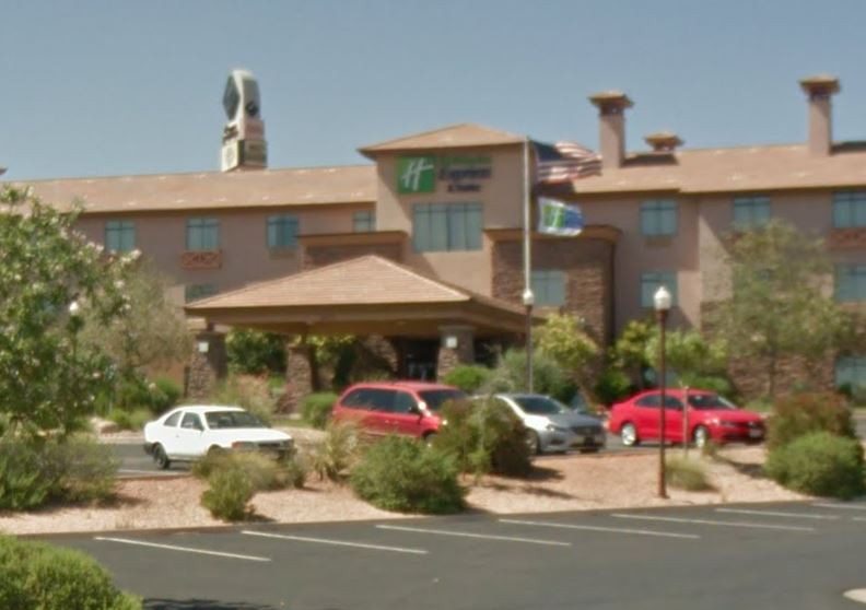 Holiday Inn Express and Suites St. George