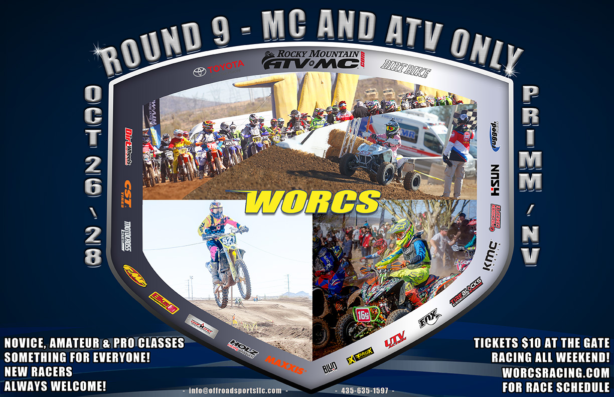 2018 Round 9 MC ATV ONLY FLIER
