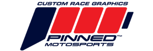 Pinned Motosports Logo
