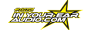 Rons In Your Ear Audio Logo