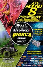 2019 Round 8 ATV Primm, NV