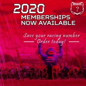 2020 Memberships Sign Ups are now available