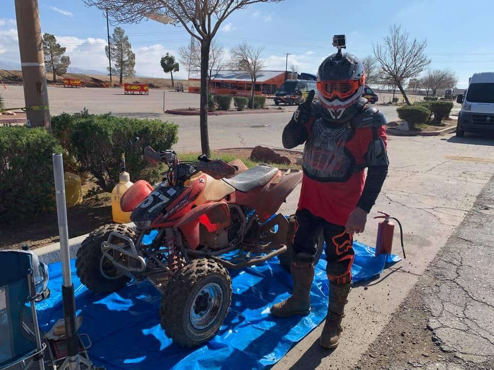 2019 Round 8 Leonard Spall Amateur Race Report