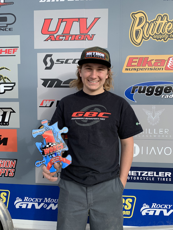 2020 Round 1-Casey Sims Amateur Race Report