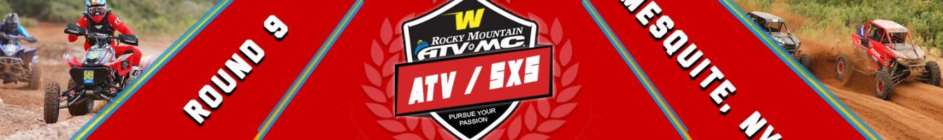 ATV SXS - ROUND 9 - MESQUITE NV