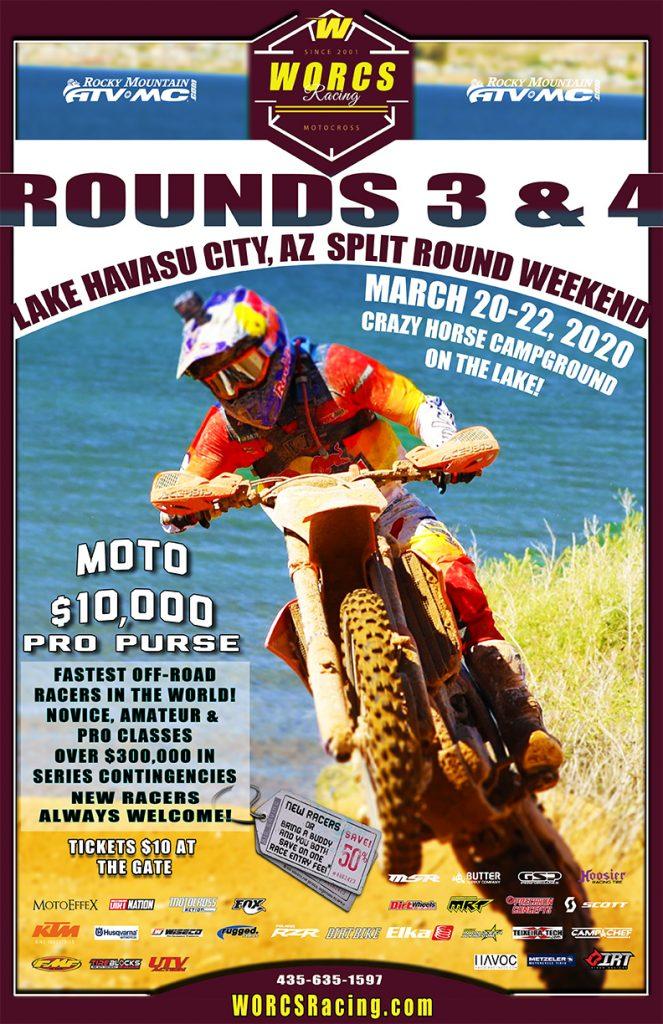 2020 Rounds 3 4 MC Lake Havasu City, AZ