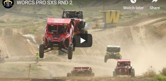 WORCS SXS PRO Amateur Round 2 Video Highlights - Honolulu Hills Raceway - Taft, CA