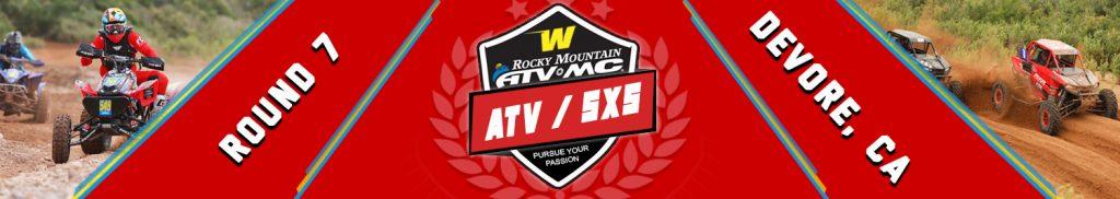 ATV SXS - ROUND 7 - GLEN HELEN CA