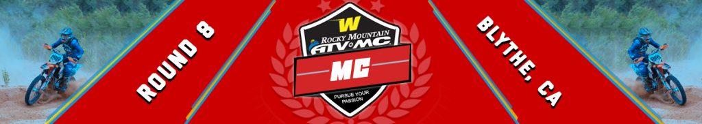 MC - ROUND 8 - BLYTHE CA