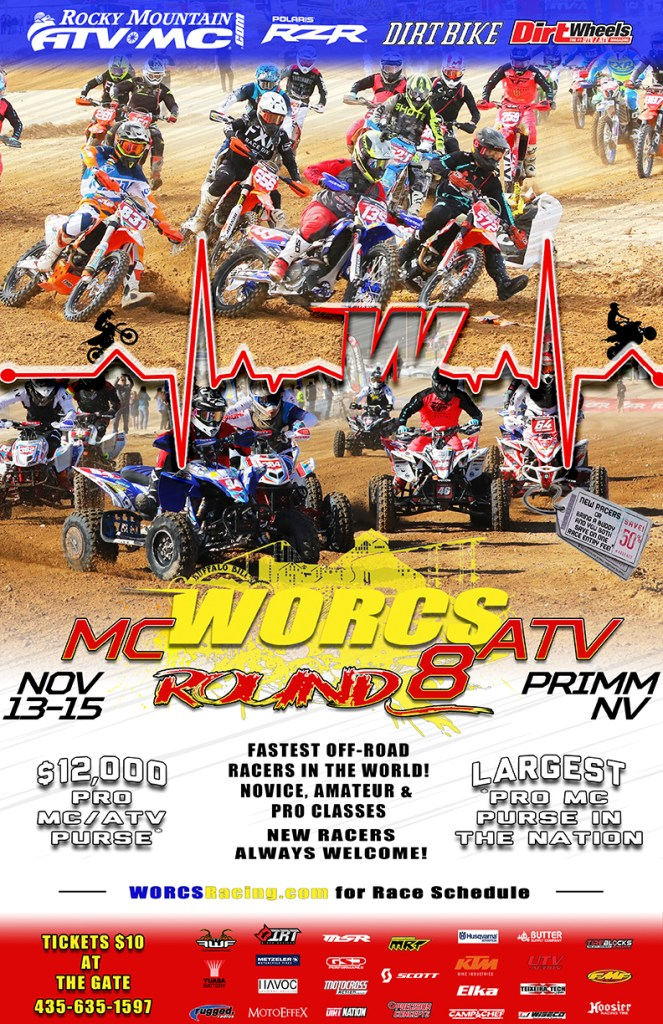FLYER - ROUND 8 MC – NOV 13-15 – PRIMM, NV