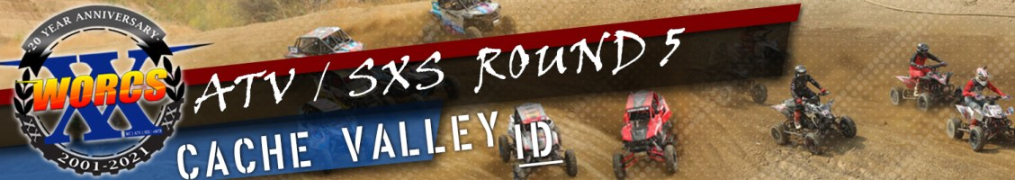 ROUND 5 ATV SXS – JUNE 4-6 – CACHE VALLEY, ID