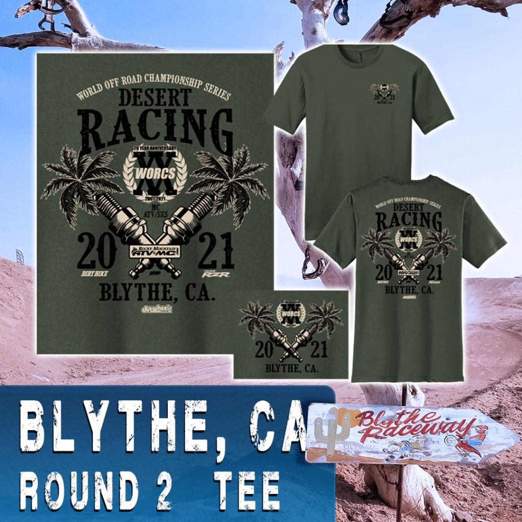 2021 Round 2 MC ATV SXS T-Shirt