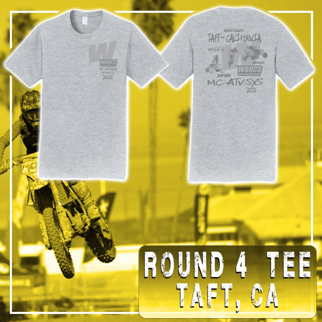 2021 Round 4 MC ATV SXS T-Shirt